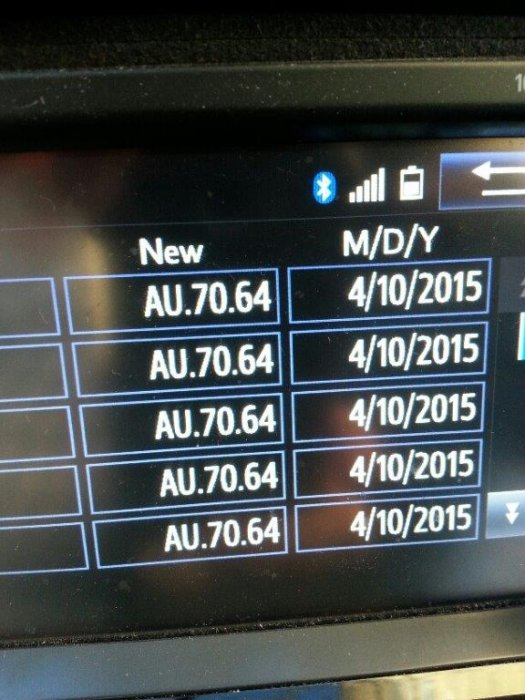 New update firmware is out! | Toyota Corolla Forum