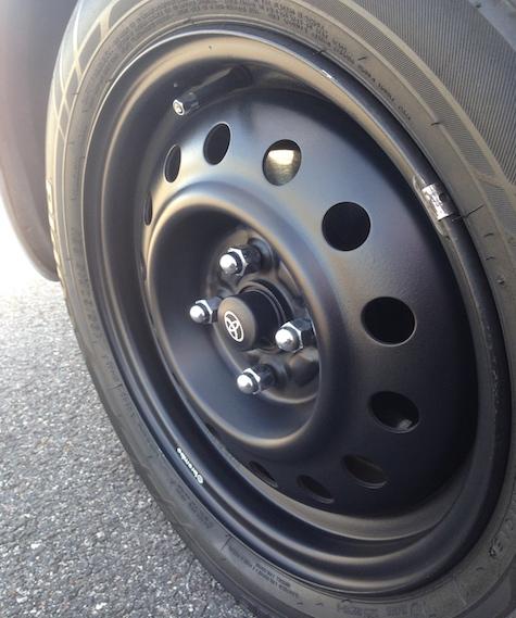Steel Wheel And Center Caps Toyota Corolla Forum