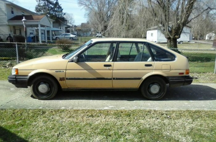 86 Chevy Nova in ohio | Toyota Corolla Forum