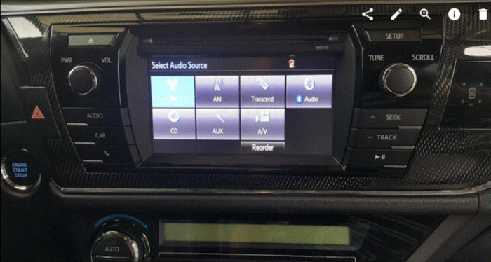 Can entune play video? | Toyota Corolla Forum