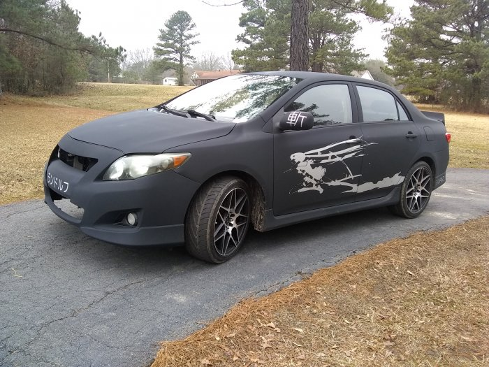 Customized 2010 Corolla S | Toyota Corolla Forum