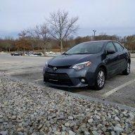 Normal RPM driving | Toyota Corolla Forum